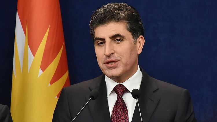 Neçirvan Barzani'den Kobani mesajı!