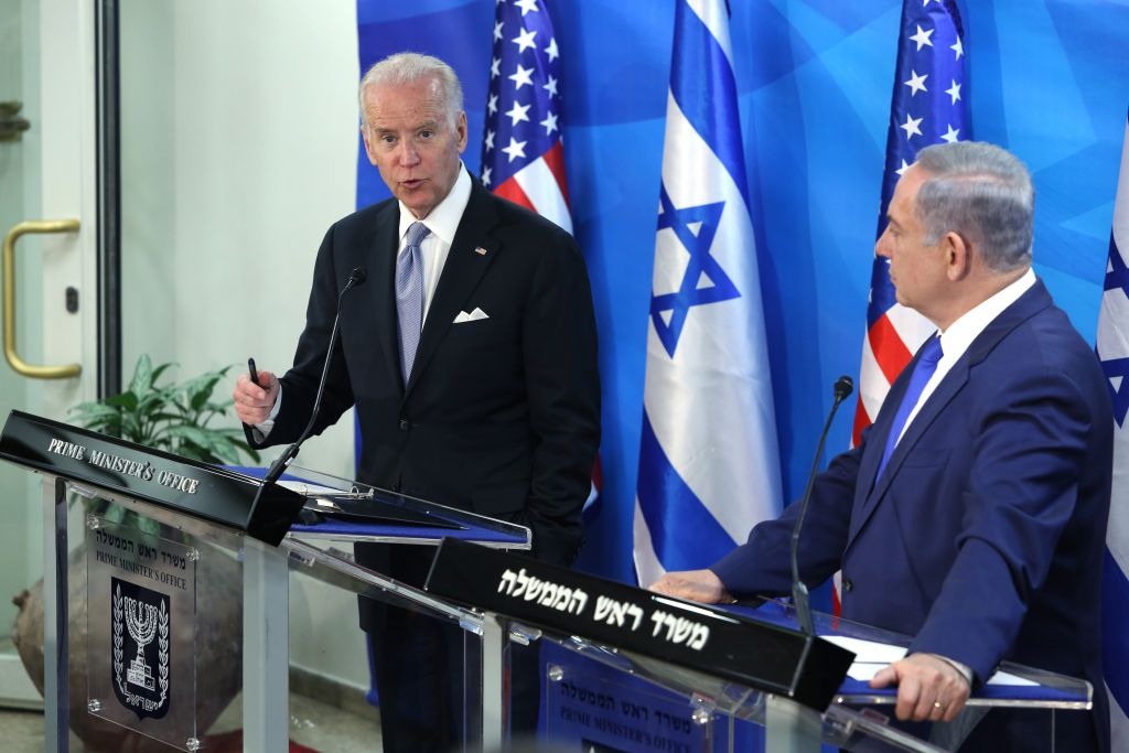 İsrail | Netanyahu ve Biden bir ay sonra ilk kez görüştü