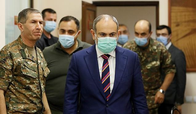 Paşinyan: Sarkisyan orduyu bana karşı harekete geçirdi
