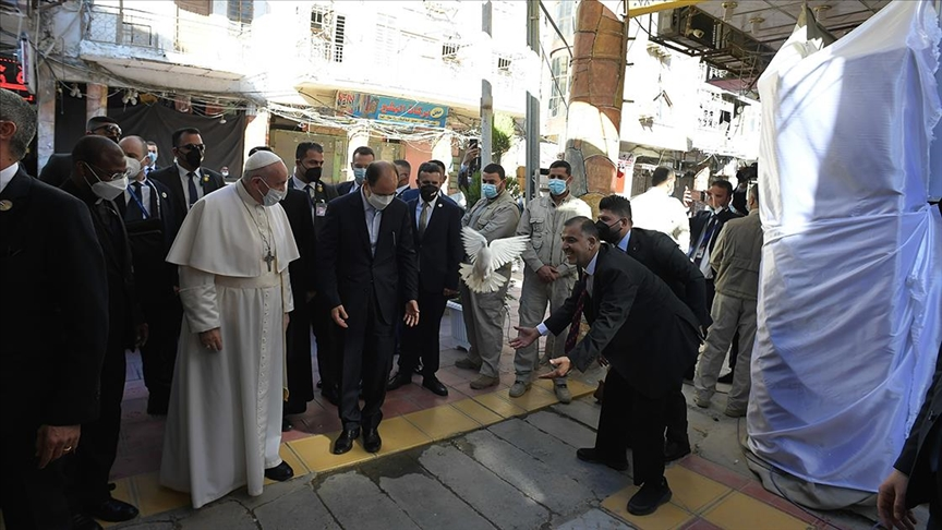 """Kazımi, Papa'nın gelişini """"Ulusal Hoşgörü ve Birlikte Yaşama Günü"""" ilan etti"""
