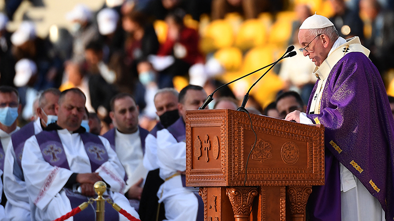 Papa'dan çağrı: Savaşma hırsından uzak durun!