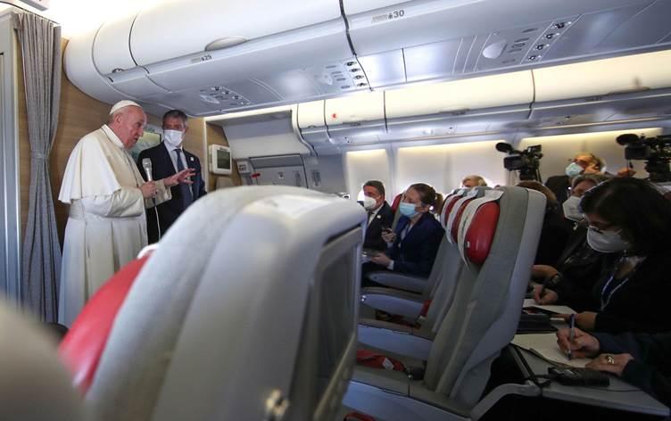 Papa, Irak ve Kürdistan'dan sonra Lübnan'a gidiyor