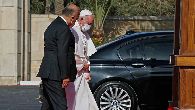 Papa: Bölgesel gerginliklere karşı durmak gerekiyor