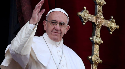 Papa'dan Suriye'ye ilişkin silah bırakma çağrısı