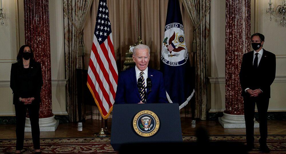 Biden, Trump'ın çekildiği anlaşmaya yeniden dahil oldu