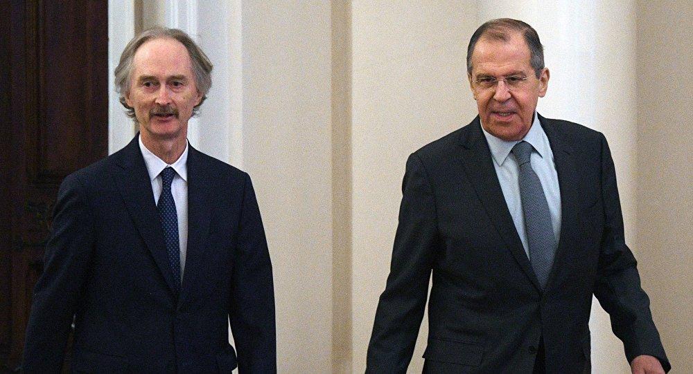 Rusya'dan BM'ye Suriye'ye yönelik çağrı!