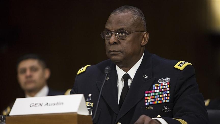 ABD Senatosu, Savunma Bakanlığı için Austin'i onayladı