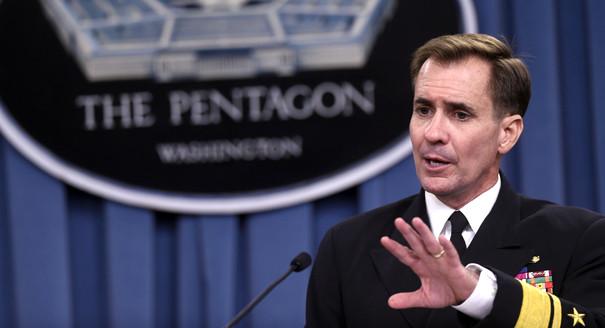 """Pentagon: """"Rusya, Karadeniz'e erişimi kısıtlama niyetinde"""""""