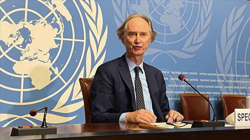 Pedersen: Rusya ve ABD'nin Suriye'de işbirliğini umuyoruz