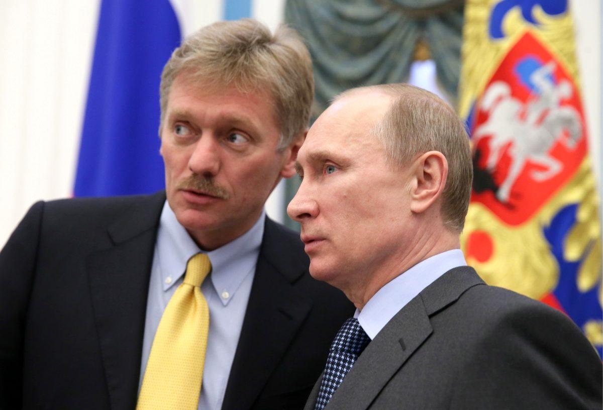 Peskov: ABD ve AB'nin yaptırım tehditleri 'manyakça'
