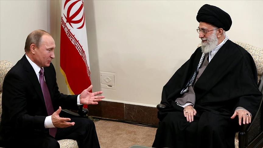 İran: Putin, Hamaney'in mesajına karşılık verdi