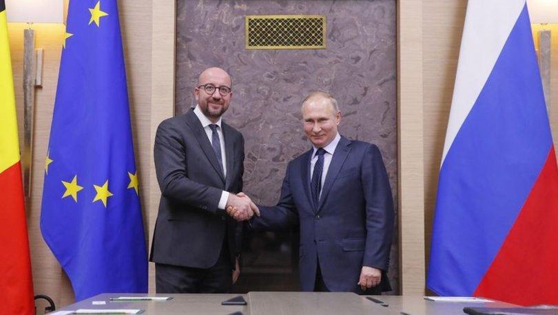 AB'den Rusya'ya çağrı: Minsk Anlaşmasını uygulayın
