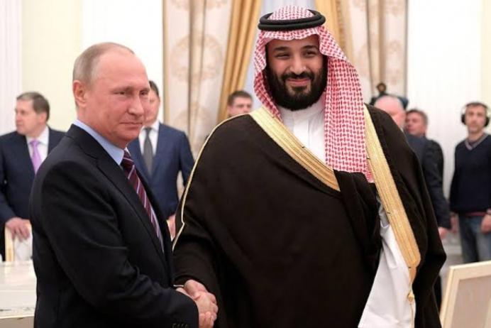 Putin ve Selman, enerji ve küresel iklimi görüştü