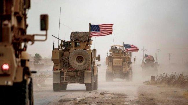 Deyr ez Zor'da ABD askeri üssüne saldırı!