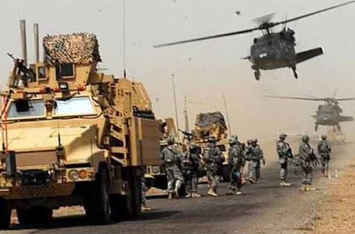 SANA: ABD, Rojava'da 10 IŞİD'liyi tahliye etti!