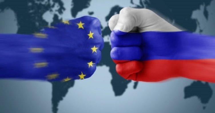 Rusya'dan AB'ye yaptırım uyarısı: Kaygan bir yoldasınız!