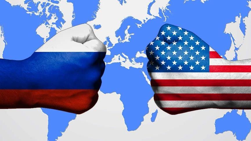 Rusya'dan iddia: ABD'de totaliter devrim patlak verdi