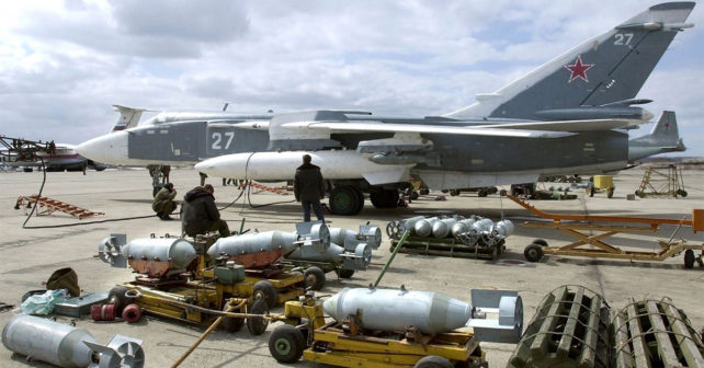 Rusya: Palmira'da 200 silahlı militan öldürüldü