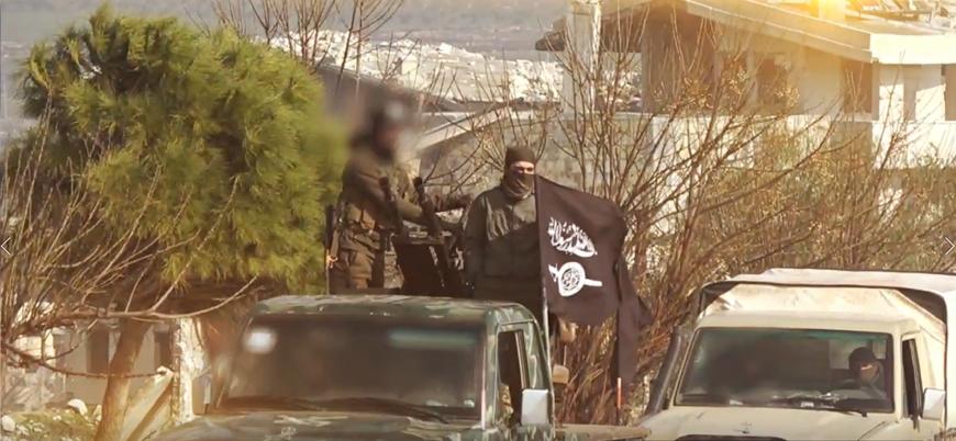Rakka'da silahlı militanlardan Rus üssüne saldırı