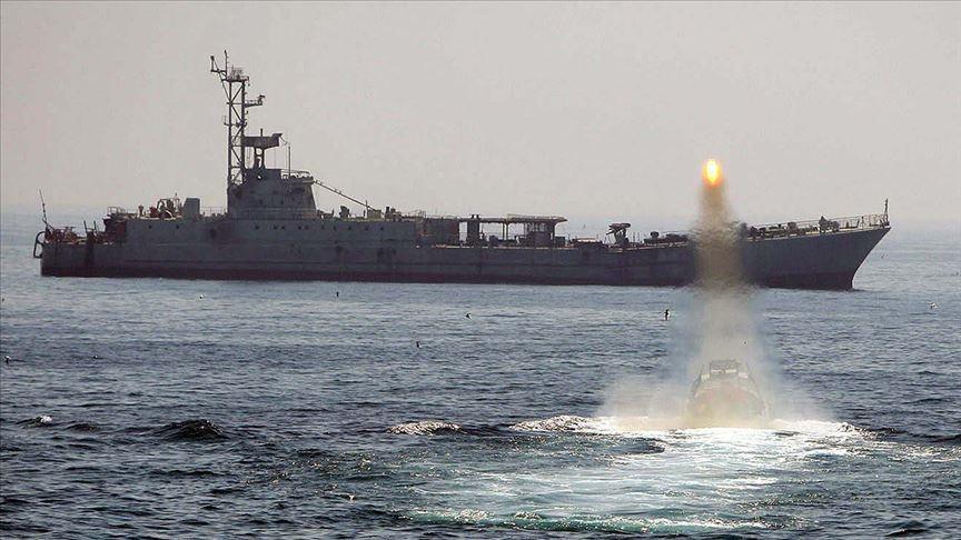 İran ve Rusya'dan ortak askeri tatbikat