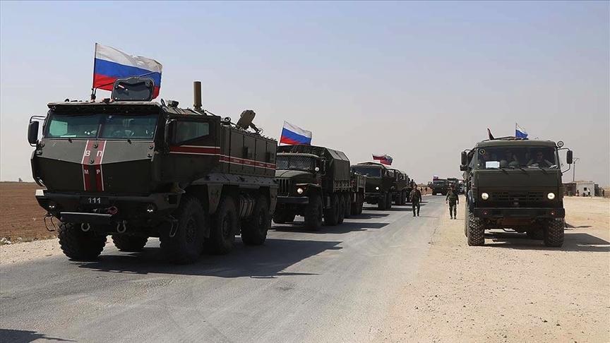 Hizbullah 150, Rusya 250 askeri Kamışlo'ya yolladı