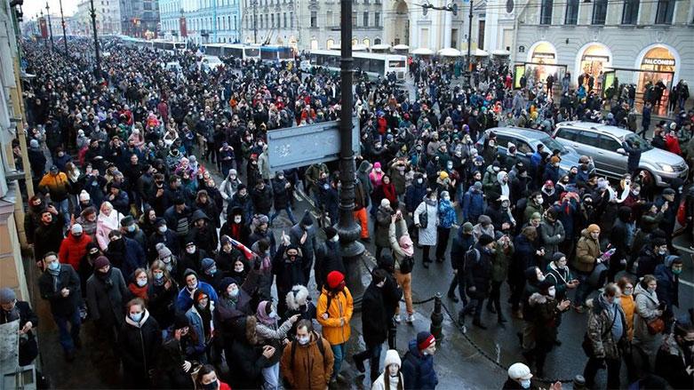 ABD'den Moskova'daki gösterilere ilişkin açıklama!