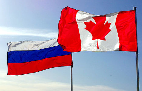 Kanada'dan Rusya'ya yaptırım kararı!