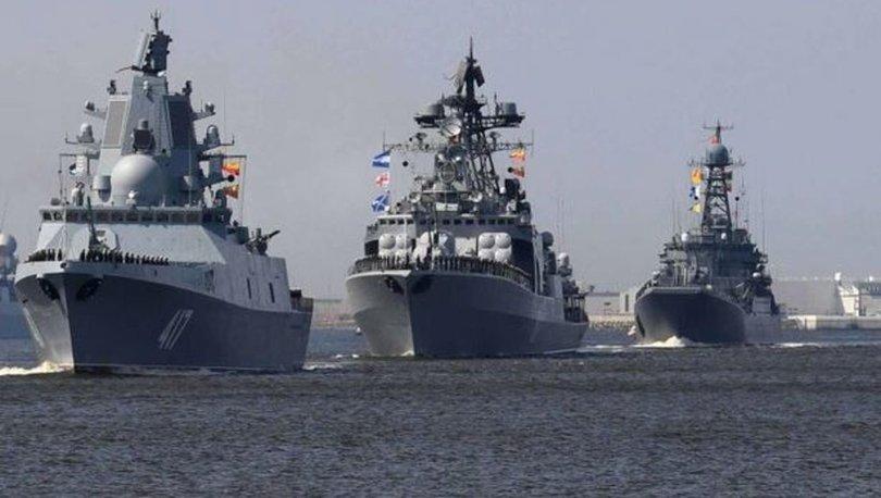 """Rusya'dan Karadeniz'e çıkarma: """"15 Savaş gemisi getirildi"""""""