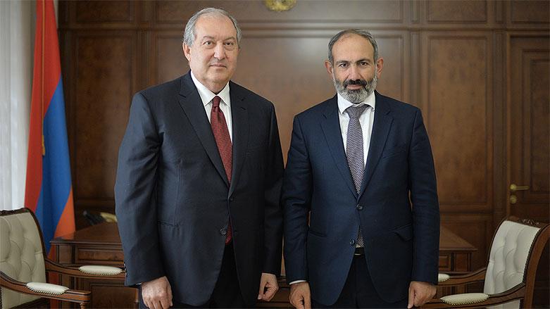 Ermenistan 'siyasi kriz' için çözüm arayışında!