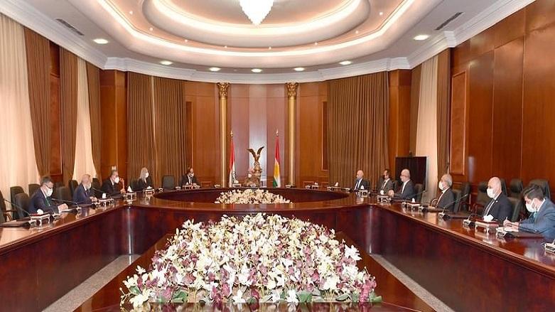 Başkan Barzani: Efrin'de yaşananlar endişe verici!