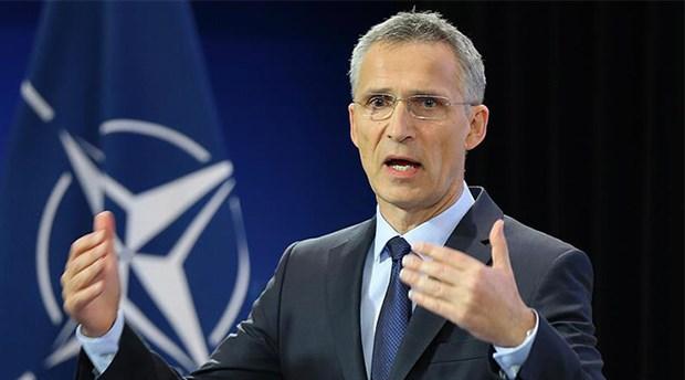 """NATO: """"Rusya'nın tavrı saldırgan, sorumlu Putin"""""""