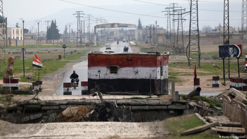 Suriye'den AB'ye suçlama: Akan kanda sorumluluğu var