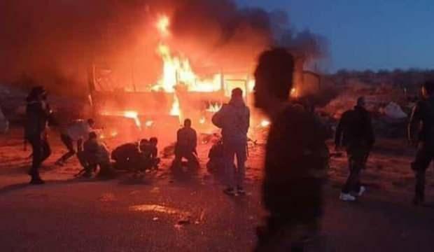 Deyr ez Zor'da rejim güçlerine saldırı: 14 ölü 10 yaralı!