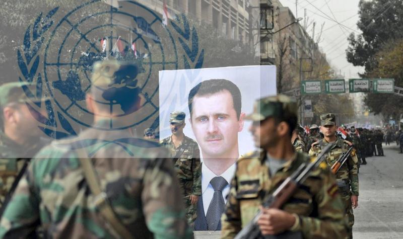 BM'den Esad'ın savaş suçlarına ilişkin rapor!