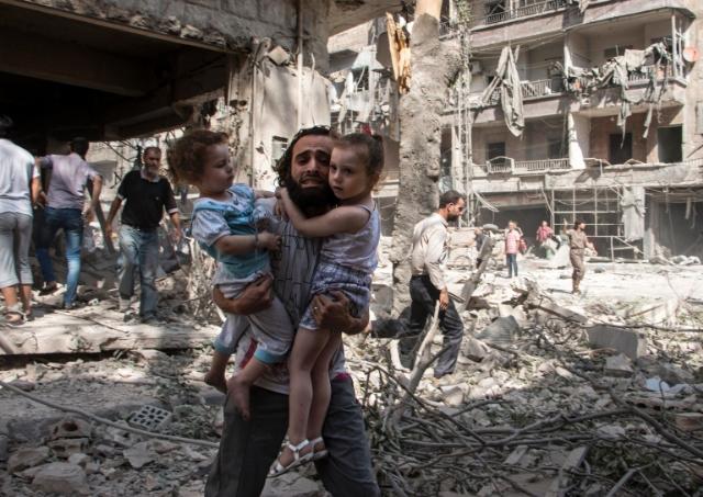 Rusya ve Suriye'den ABD'ye sığınmacı suçlaması!