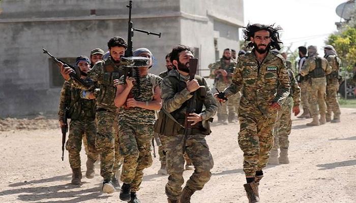 """""""Suriyeli askerler bölge için riskli, Karabağ'ı terk etmeli"""""""