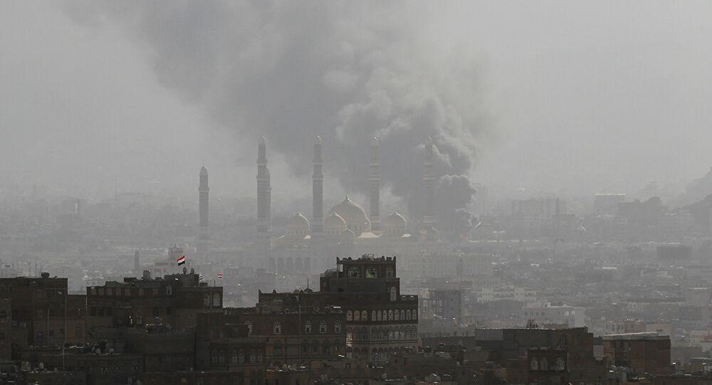 Husilerin roketi, Suudi Arabistan'da bir hastaneye düştü