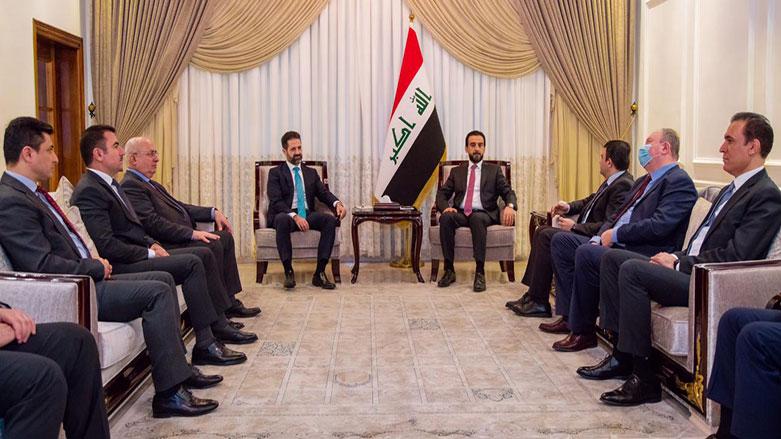 Bağdat   'Tüm sorunlar çözülene kadar müzakere sürmeli'