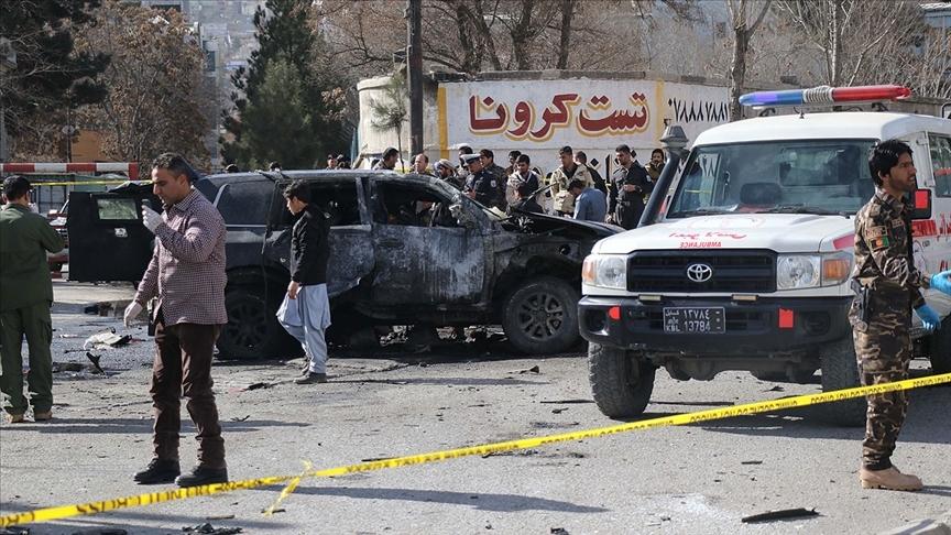 Taliban'dan Afganistan'da bombalı saldırı: 10 can kaybı