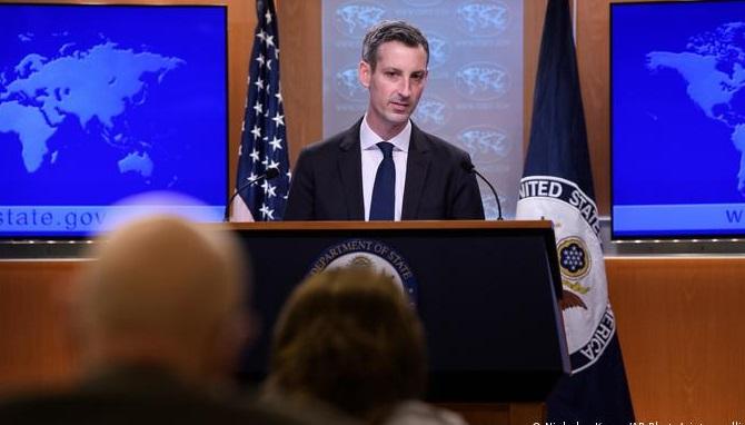 ABD'den Türkiye'ye: S-400'e ilişkin tutumumuz değişmedi