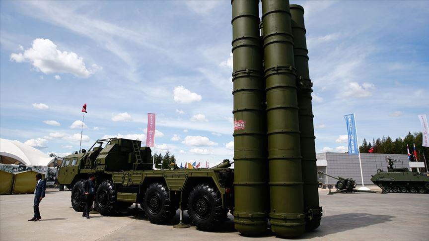 Pentagon: Türkiye, S400'ü seçerek Rusya'ya etki alanı kazandırıyor