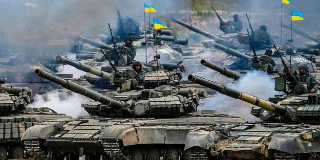 ABD ve AB, Ukrayna'daki askeri hareketliliği görüştü