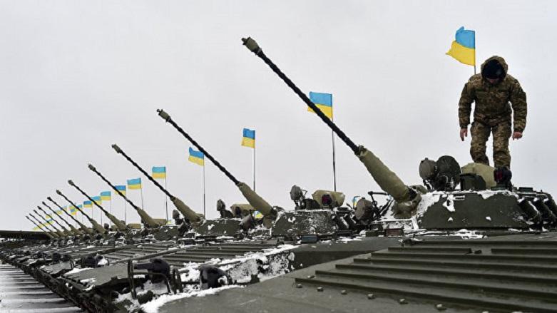 Donbas'ta sıcak gelişme: Ukrayna top atışlarına başladı