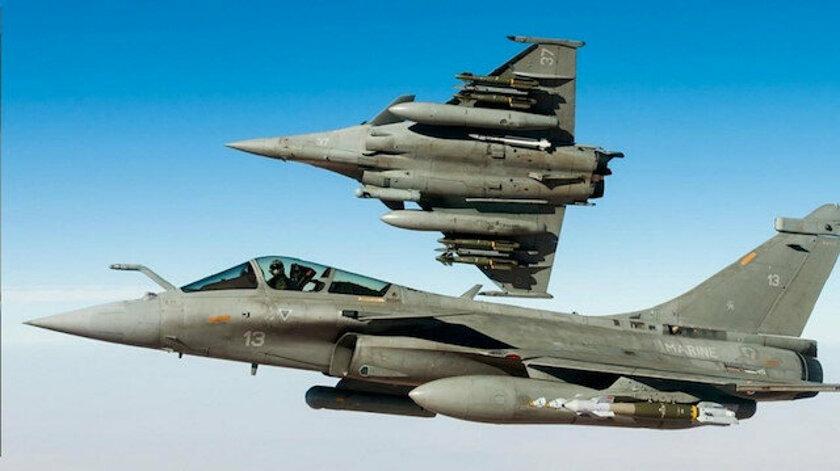 Fransa ve Yunanistan 18 savaş uçağı için anlaştı!