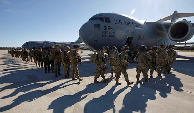 ABD'den Yunanistan'ın 4 ayrı bölgesinde askeri üs kuruyor