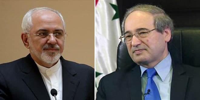 Zarif: Suriye'den silahlı güçler çıkarılmalı!