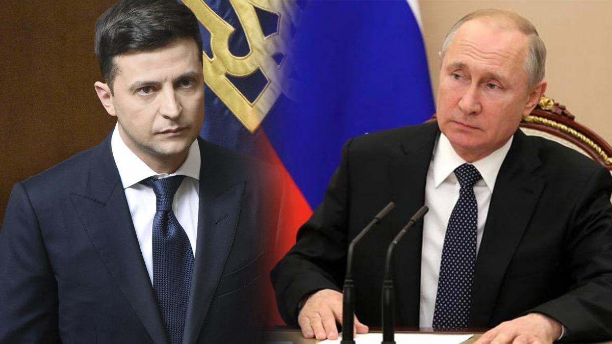 Putin'den Ukrayna'ya Donbas mesajı: Görüşmeye hazırız!