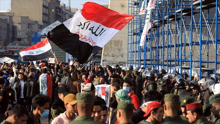 Irak | Zikar'daki gösterilerde 3 ölü, 100 yaralı!