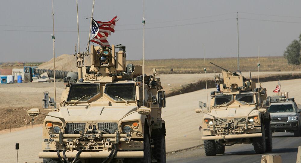 Rusya'dan ABD'nin Rojava'daki faaliyetlerine ilişkin açıklama!