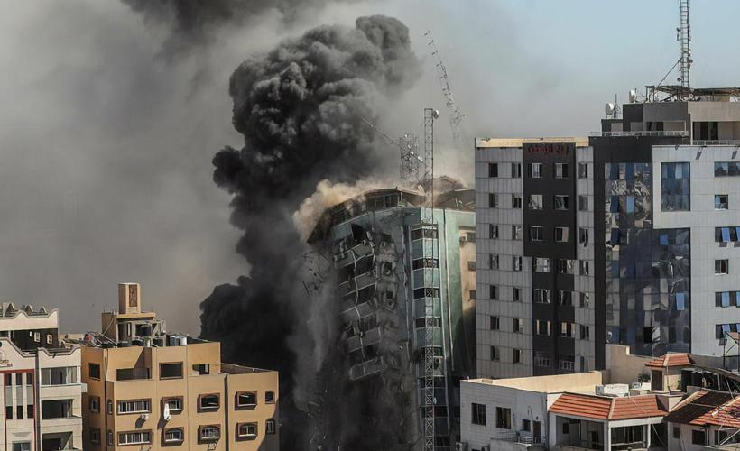ABD'li ajanstan İsrail saldırısına soruşturma talebi!